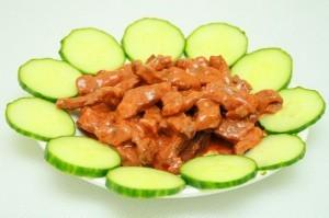 Рецепт бефстроганов в сметанном соусе